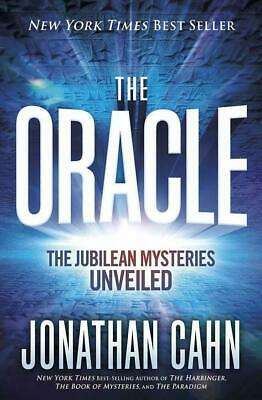 [E-Edition] The Oracle: The Jubilean Mysteries Unveiled by Jonathan Cahn