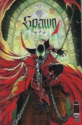 Spawn # 300 J. Scott Campbell Variant Cover !!  Vf/Nm