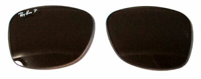 Lenti Ricambio Ray Ban 4105 50 57 Wayfarer Brown Polarized Lenses Replacement