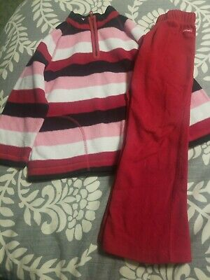 CHILDRENS PLACE  2 PIECE GIRLS OUTFIT SIZE 5/6 shirt and 6 pants