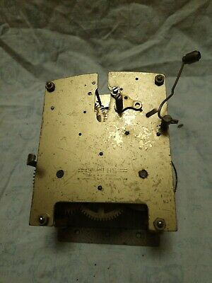 Smiths Clock Movement For Spares Or Repairs