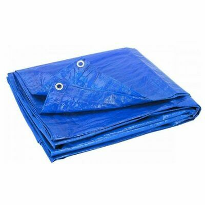 13 Sizes of heavy duty Tarpaulin Waterproof Cover Tarp Ground Camping  Sheet