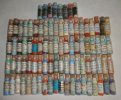 Willoughby China Paints - Lot of 88 + Bonus