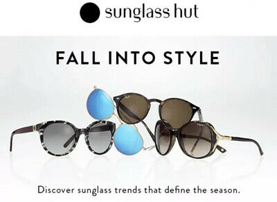 Sunglass Hut COUPON $20 Off $100 Online/In Store Expires April 12, 2020