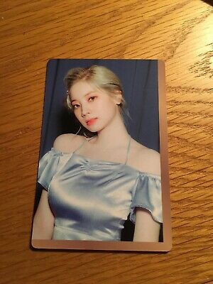Twice Dahyun Feel Special Official Preorder Photocard (Version B)