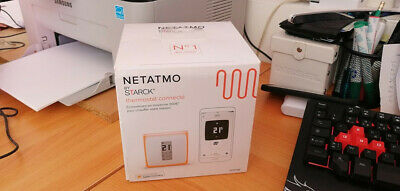 Thermostats connectés Netatmo