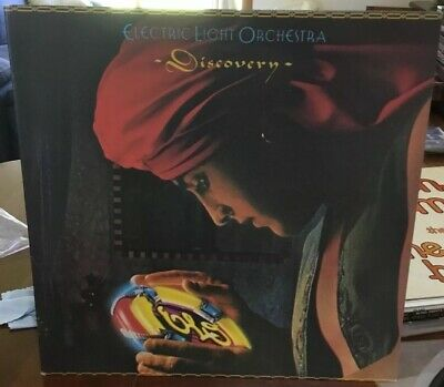 Electric Light Orchestra Discovery Jet Records Original Release 1979 Cover Very