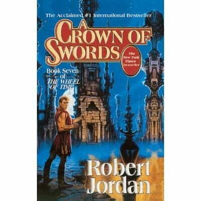 A Crown of Swords (Wheel of Time Series #7) - School & Library Binding NEW Rober