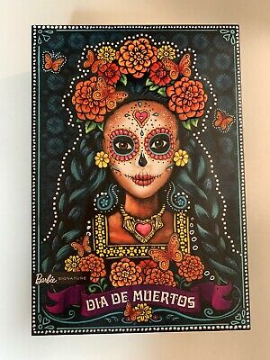 BARBIE Dia De Los Muertos - Day of The Dead Mexican Doll Brand New IN HAND!!