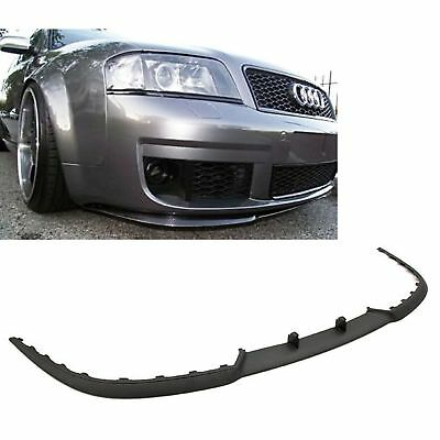 Levre Parechoc Audi A6 C5 Berline Break 04/1997-08/2005 Lame Jupe Look S-Line