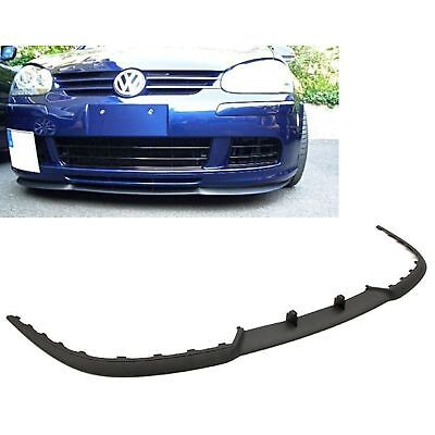 Levre Parechoc Vw Golf 5 Berline & Sw Break 10/2003-11/2009 Look Gti Lame Jupe