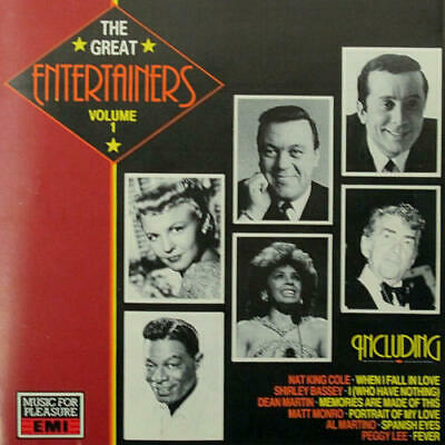 The Great Entertainers Volume 1