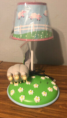 Disney Pixar Toy Story 4 Lamp MISSING BO PEEP New In Excellent Condition