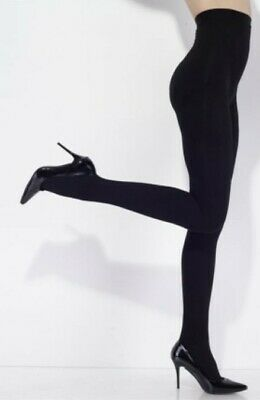 Ladies Opaque Tights Extra Thick 280 Denier Womens Ladies Sizes 6-16