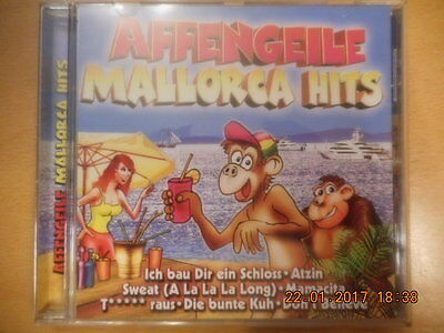 Affengeile Mallorca Hits super tolle Top CD  auch für jede Party  Feier Karneval