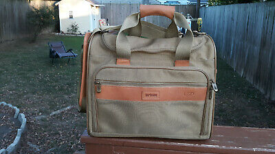 Hartmann Luggage Intensity Collection Garment Carry On Travel Duffle Bag Nice!