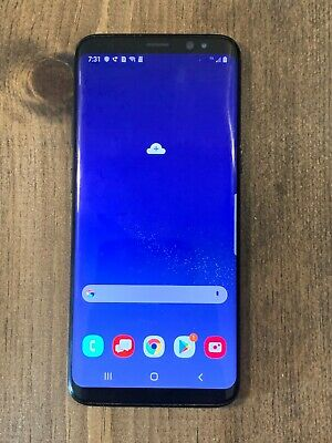 Samsung Galaxy S8 SM-G950U 64GB Midnight Black (Verizon)