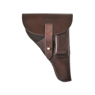 Brown Leather German PP/PPK Holster Free Shipping from the USA
