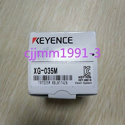 1PC NEW KEYENCE  Camera XG-035M
