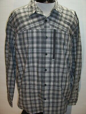 COLUMBIA Mens XL X-Large Button-up shirt Combine ship Discount