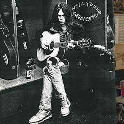 Neil Young Greatest Hits - CD - 16 Tracks - Low Shipping to the USA!!