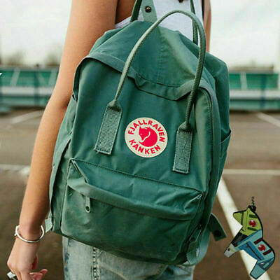 Fjallraven Kanken Backpack School Waterproof Handbag Sport Travel Bag 7/16/20L