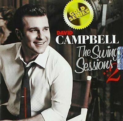 David Campbell - Swing Sessions 2 (Gold) (Series) New Cd