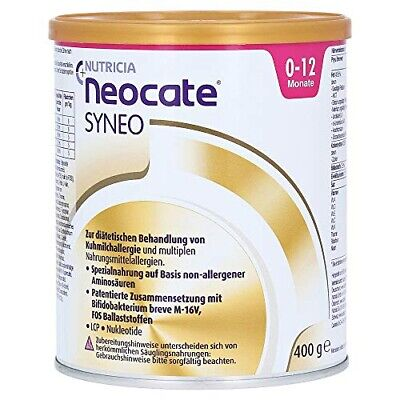 Neocate SYNEO X10 Tins