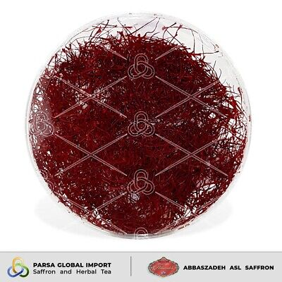 5 Grams Premium Grade 1 Saffron Threads - %100 Pure All Red Saffron New Season