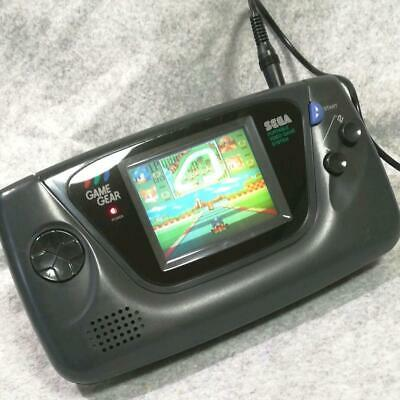 Sega Game Gear Video game console restored & Tested From Japan