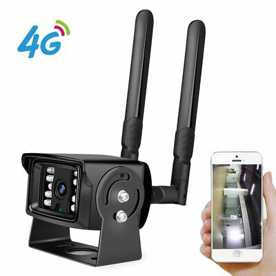 Full HD 1080P 4G SIM Card Wi-Fi IP Camera 960P 720P CCTV Security 128G SD Card