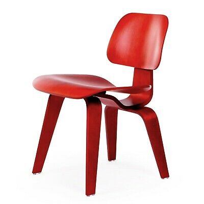 Authentic Herman Miller® Eames® Molded Plywood Dining Chair DCW | DWR
