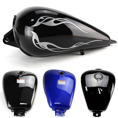 For Honda Rebel 250 CMX250 1985-2016 2015 Fuel Gas Tank 3.4 Gallons Three Style