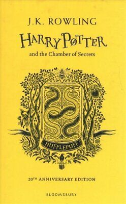 Harry Potter and the Chamber of Secrets - Hufflepuff Edition 9781408898154