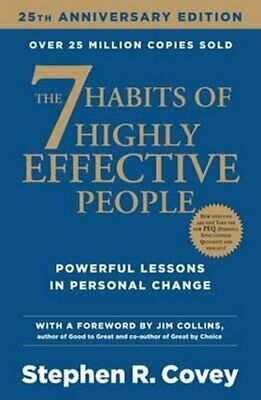 7 Habits Of Highly Effective People by Stephen R. Covey 9781471129391