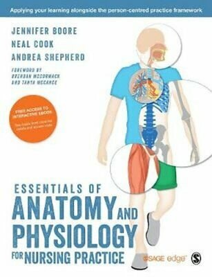 Essentials of Anatomy and Physiology for Nursing Practice 9781473938465