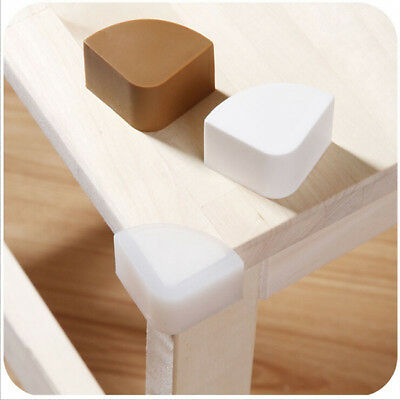 Baby Safety Table Desk Edge Corner Cushion Guards Softener Sticky Protector LS
