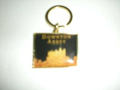 Downton Abbey Promotional Keychain Keyring From Premiere Showing On 9/12