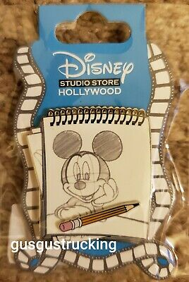 New Disney DSF DSSH (Mickey Mouse - Sketch Pad) Pin
