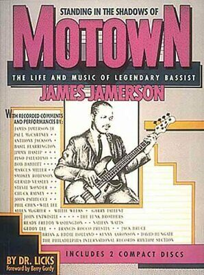 Standing In The Shadows Of Motown The Life And Music Of Legenda... 9780881888829