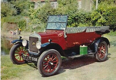carte postale     automobiles       fort t 1925