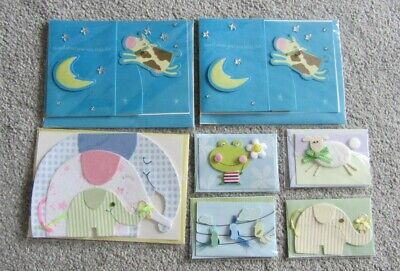 Small Selection of Baby Cards and Money Wallets