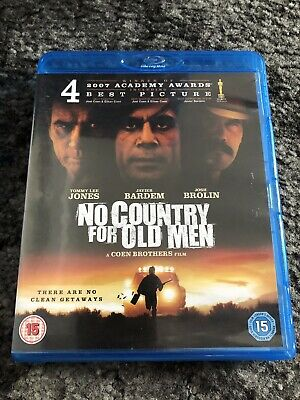 Blu-Ray Used - No Country For Old Men