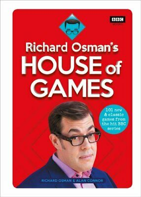 Richard Osman's House of Games 101 new & classic games from the... 978178594