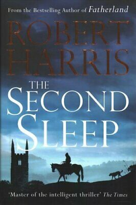 The Second Sleep the Sunday Times #1 bestselling novel 9781786331373 | Brand New