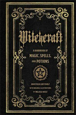 Witchcraft A Handbook of Magic Spells and Potions 9781577151241 | Brand New