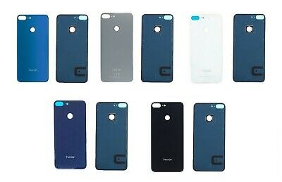 NEW Huawei Honor 9 Lite LLD- L31 Back Battery Rear Glass Cover With Adhesive