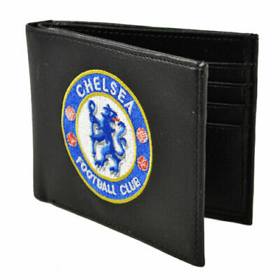 Chelsea F.C. Official Money Wallet with Embroidered Crest SC