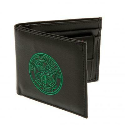 The Celtic F.C. Official Money Wallet with Embroidered Crest SC