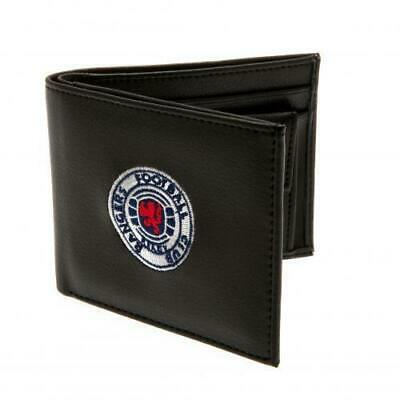 Rangers F.C. Official Money Wallet with Embroidered Crest SC
